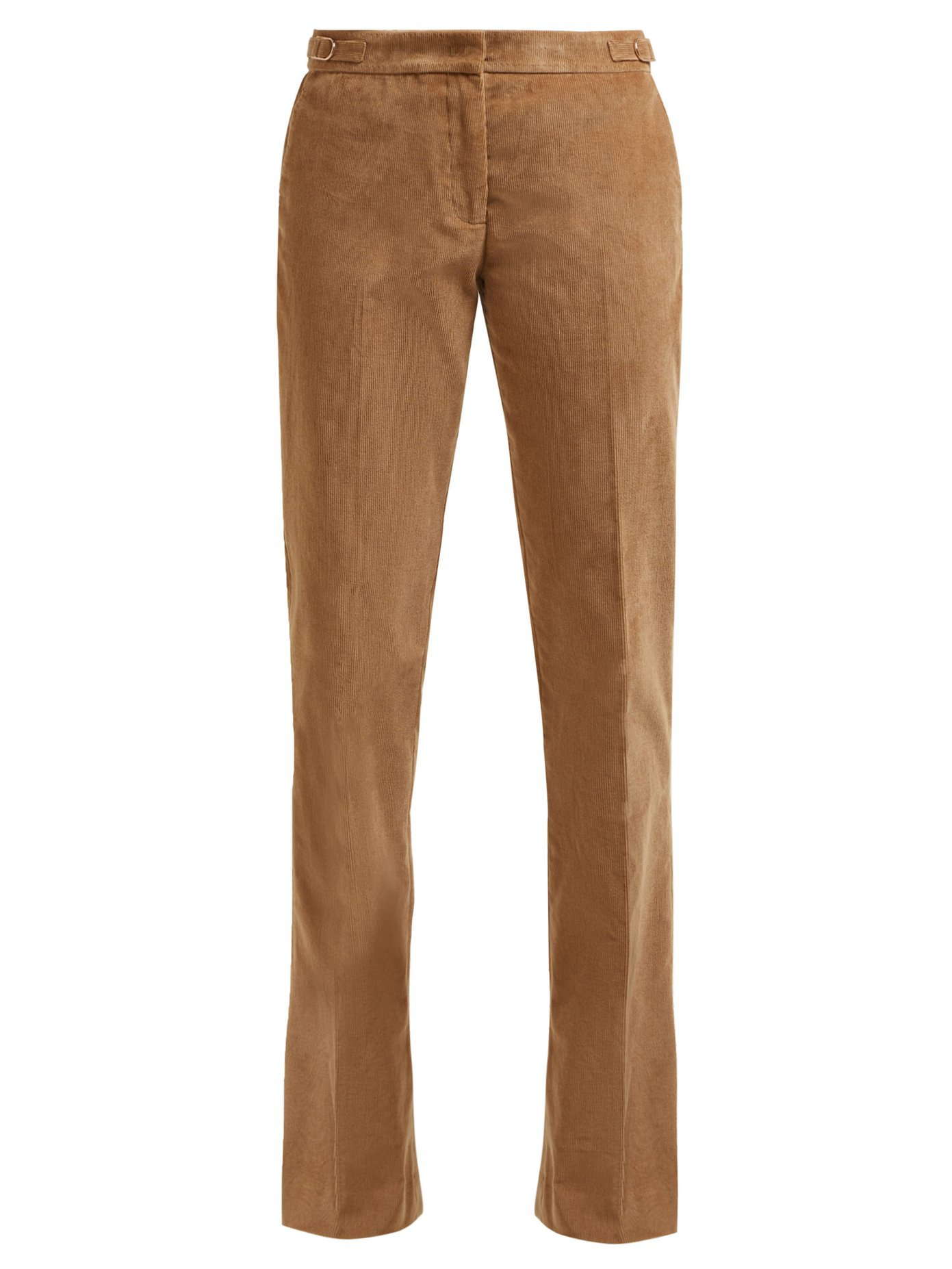 Briggs micro-corduroy wool-blend trousers | Gabriela Hearst | MATCHESFASHION.COM