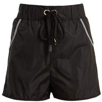 No Ka'oi - Hilo Performance Shorts - Womens - Black Multi