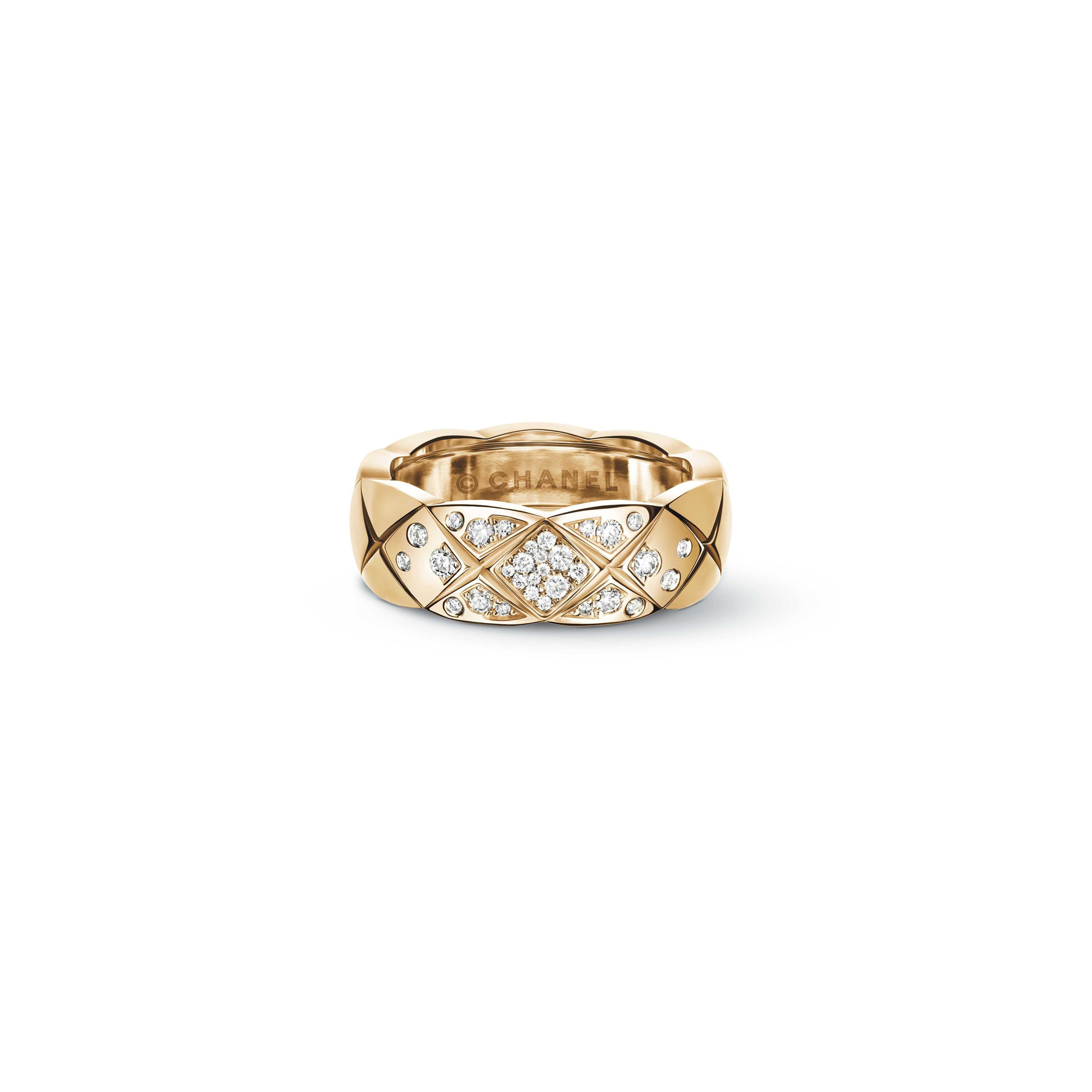 Coco Crush ring - J11101 | CHANEL