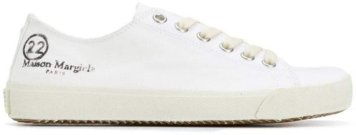 Tabi low top trainers