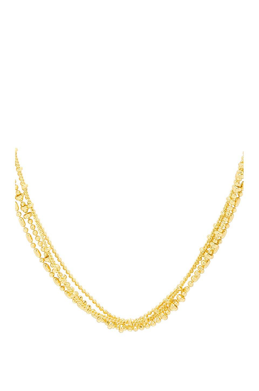 Paso 4 Strand Versatile Necklace