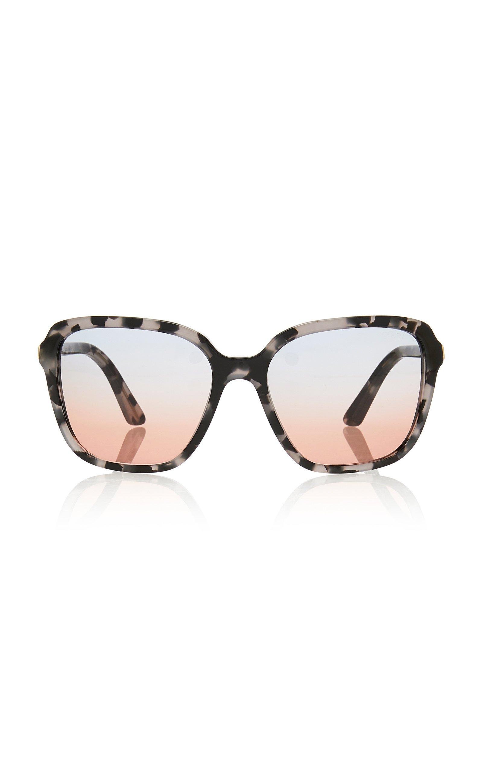 Prada Square-Frame Acetate Sunglasses