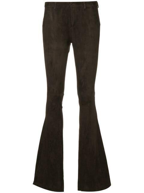 Sylvie Schimmel flared trousers