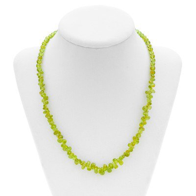 Peridot Gemstone Necklace | Mystic Self LLC