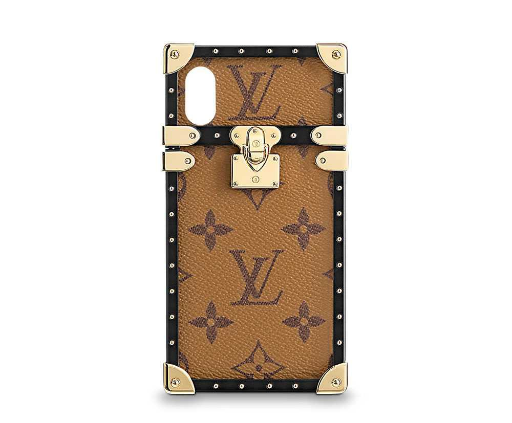 Louis-Vuitton-Eye-Trunk-iPhone-X-Case-Monogram-Inverse.jpg (1000×827)