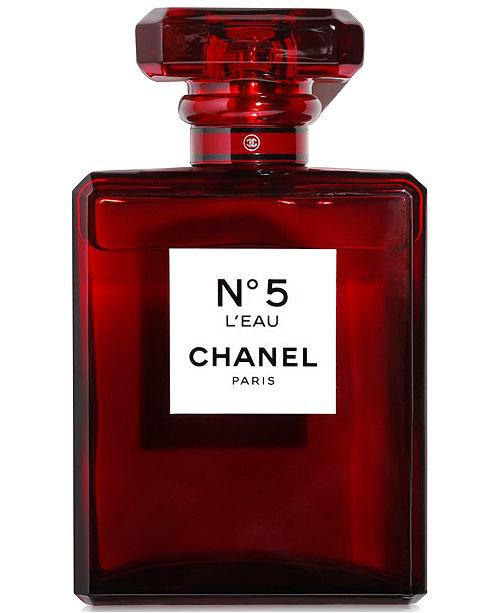 Chanel N'5 (Red Edition) Perfume