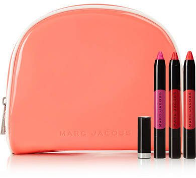 Beauty - Somewhere, Anywhere Le Marc Liquid Lip Crayon Collection - Red
