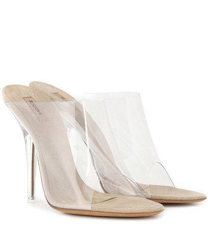 Plexi sandals (SEASON 6)