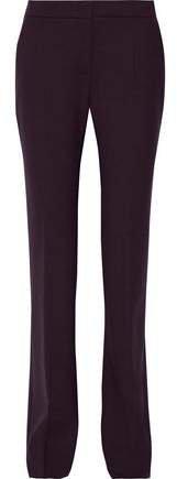 Gersa Stretch-wool Bootcut Pants