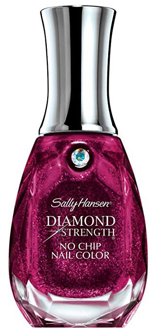 Sally Hansen Diamond Strength No Chip Nail Polish, Wedding Crasher