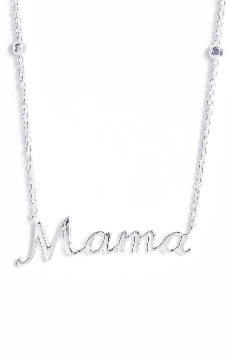Argento Vivo Mama Pendant Necklace | Nordstrom
