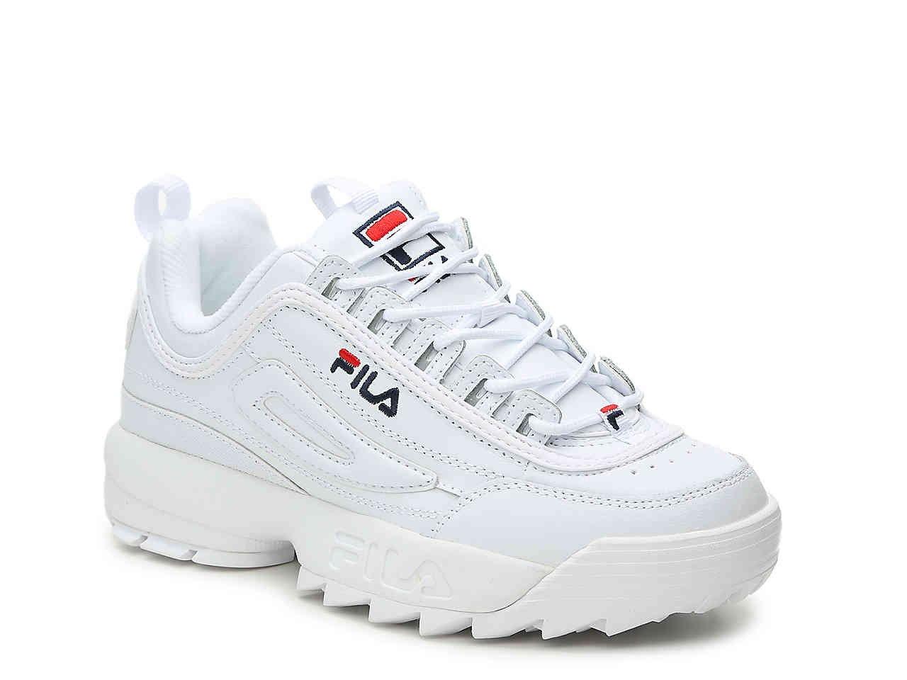 Fila Disruptor II Premium Sneaker - Women's Women's Shoes | DSW