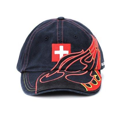 x Reebok embroidered baseball cap