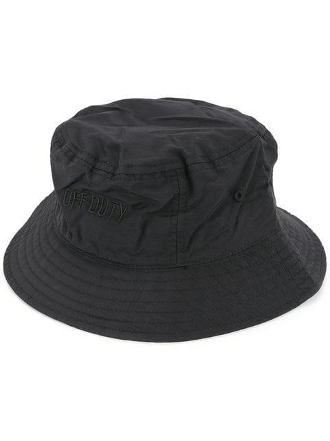 Off Duty bucket hat