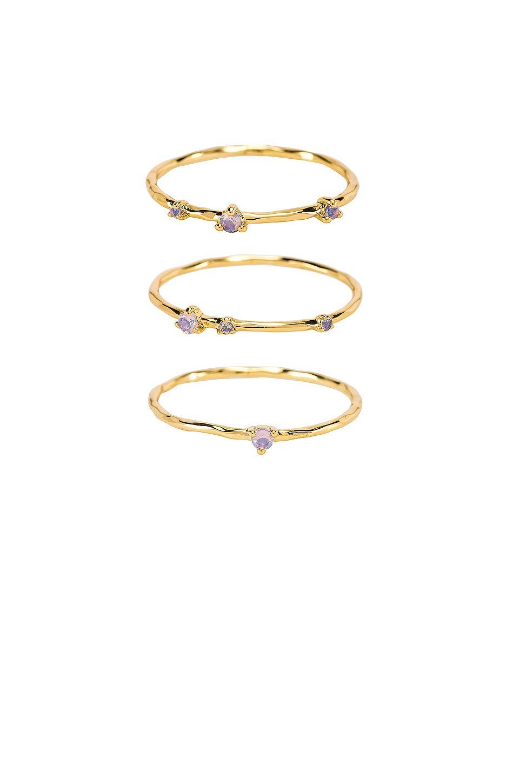 Cleo Ring Set