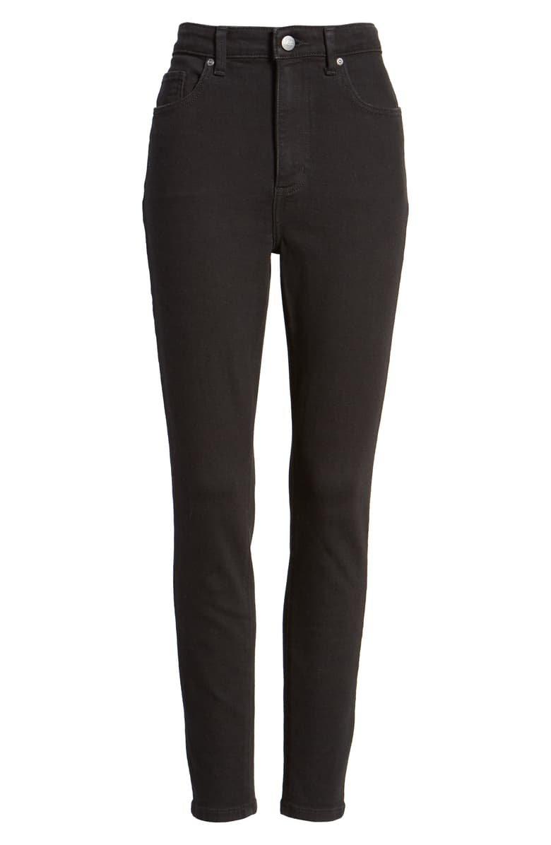Lee High Waist Skinny Jeans   Nordstrom
