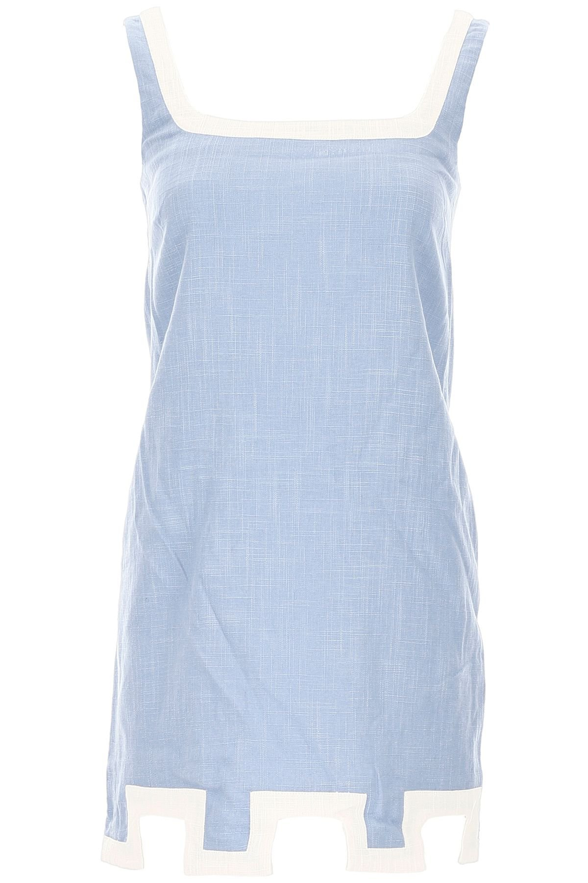 STAUD Marge Mini Dress