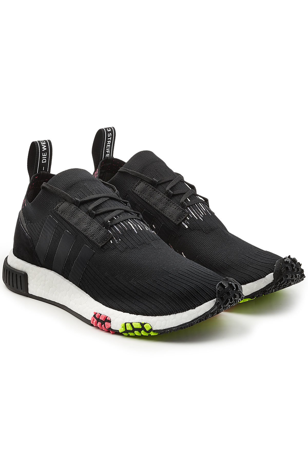 NMD Racer Primeknit Sneakers Gr. UK 5.5