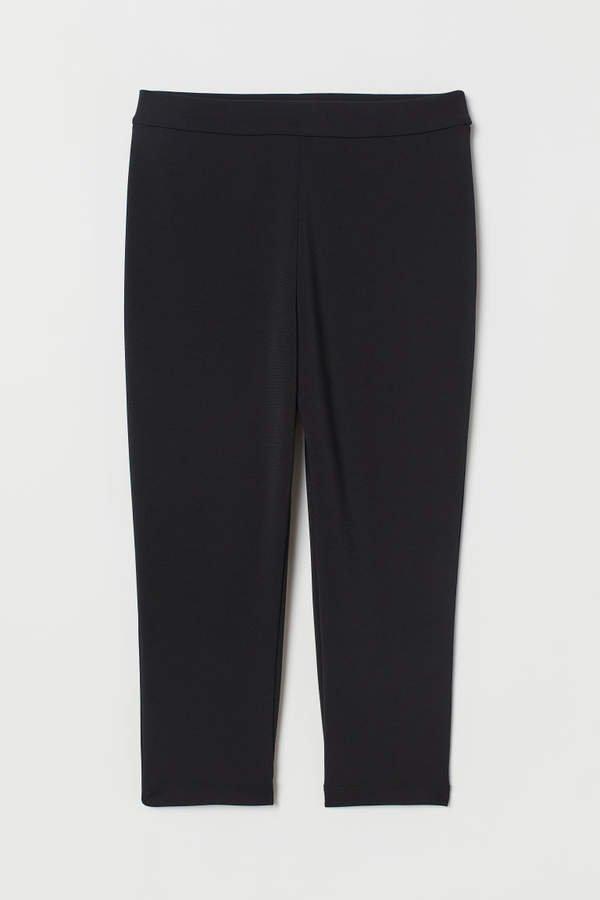 Jersey Cycling Shorts - Black