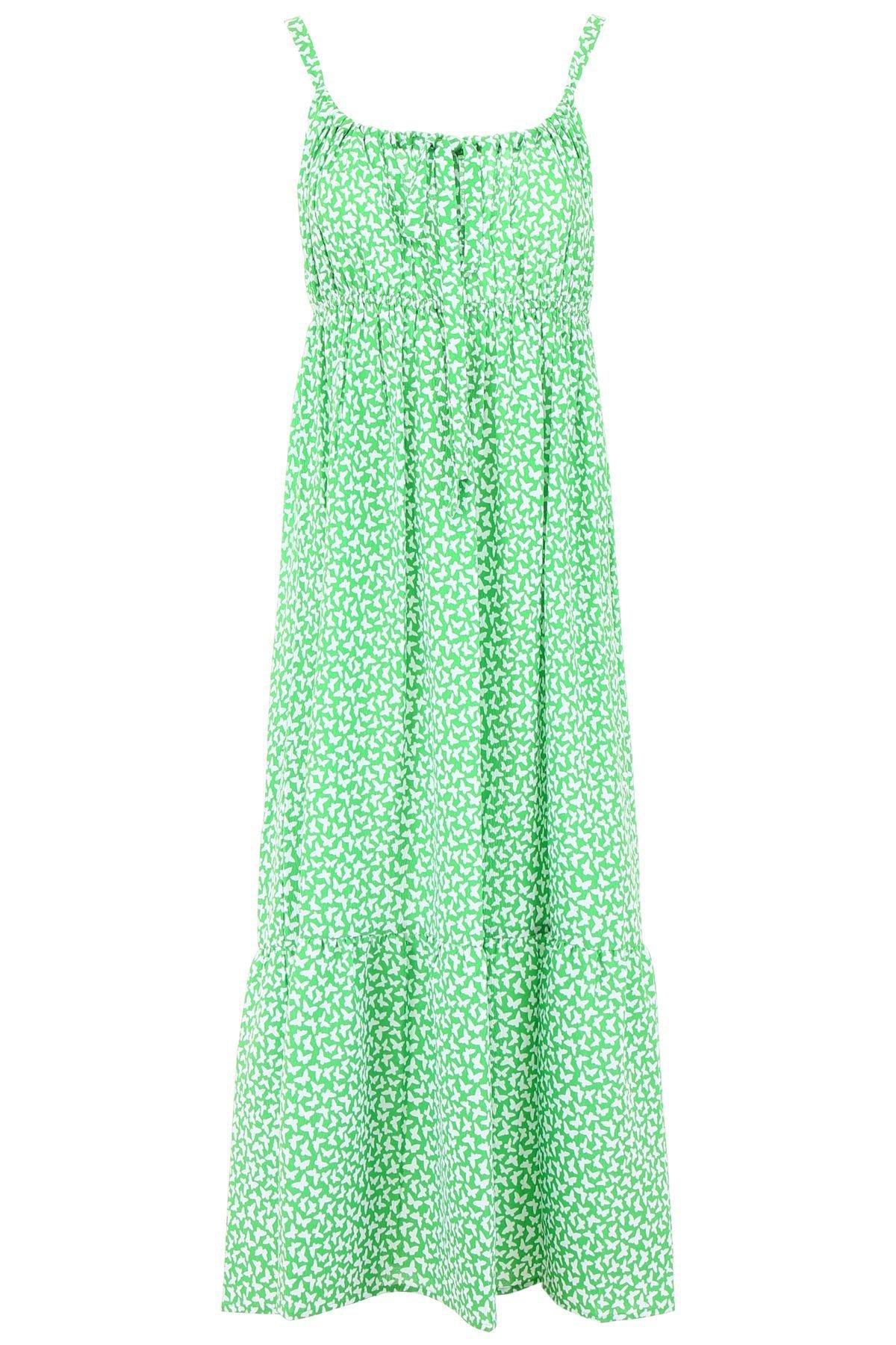 MICHAEL Michael Kors Butterfly Print Dress