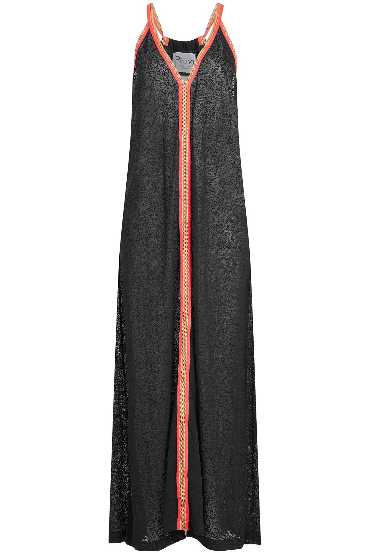 Inca Maxi Dress with Cotton Gr. One Size