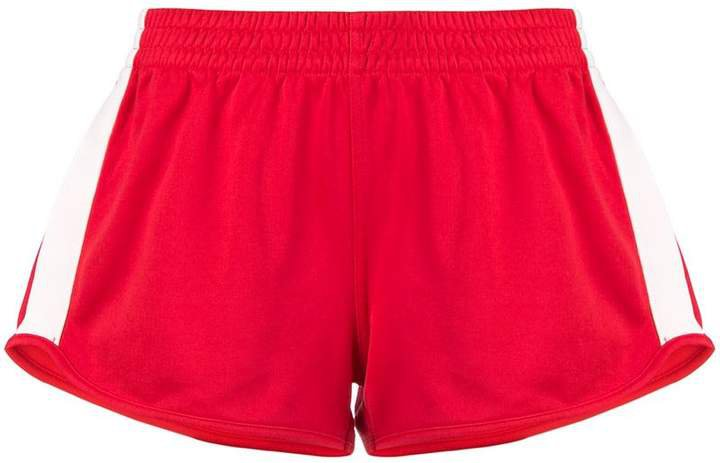 side stripe shorts