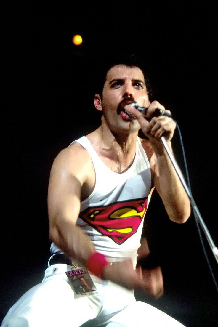 freddie mercury superman - Google Search