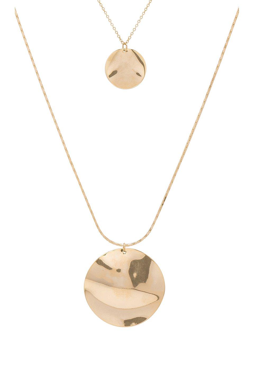 Athena Lariat Necklace