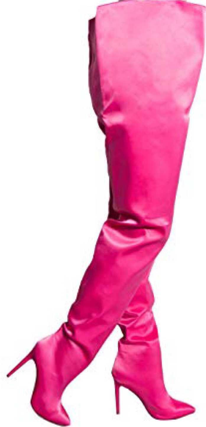 azalea wang thigh high booties