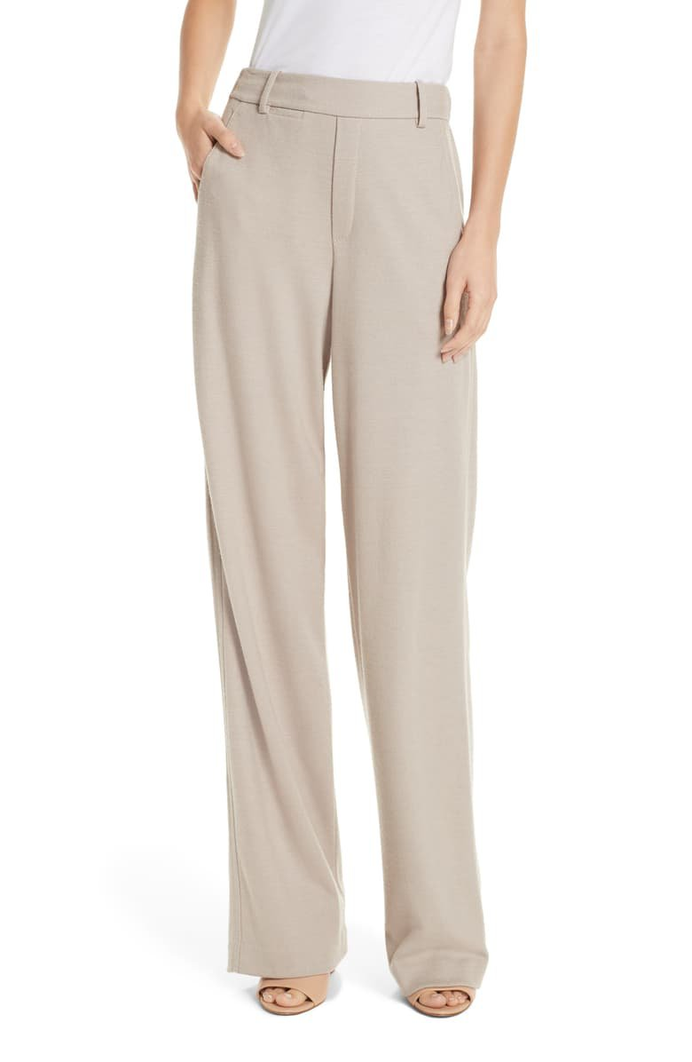 Vince Cozy Wide Leg Pants | Nordstrom