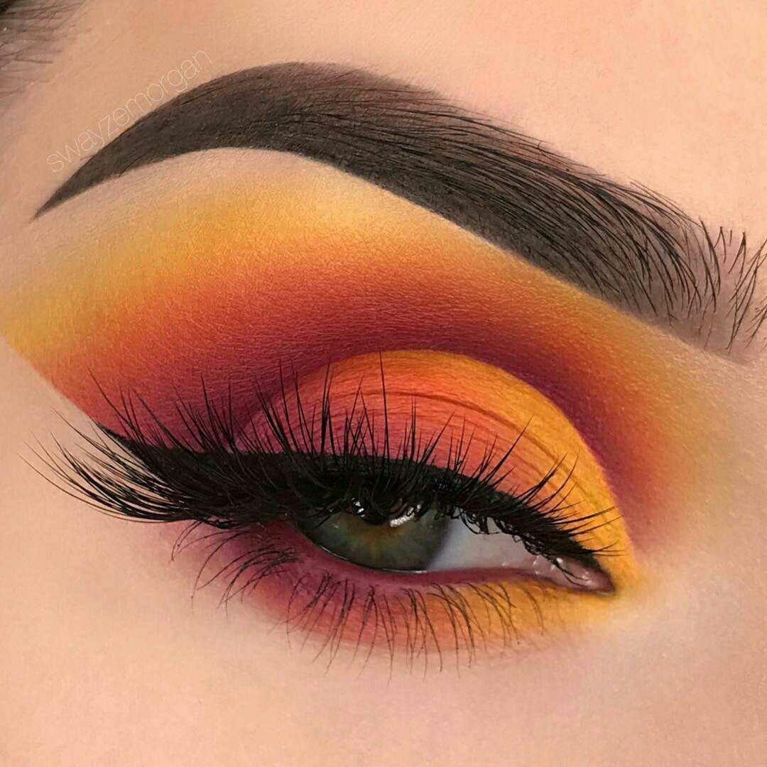 sunset eyeshadow - Google Search
