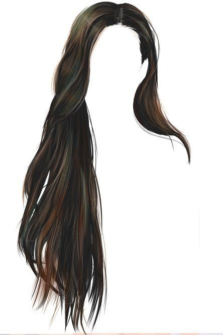 Long Hair Art