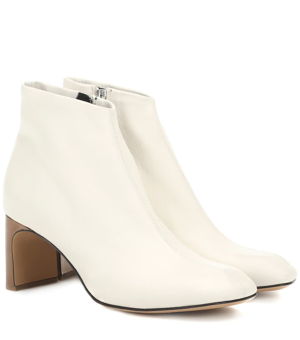 Rag & Bone - Ellis leather ankle boots | Mytheresa