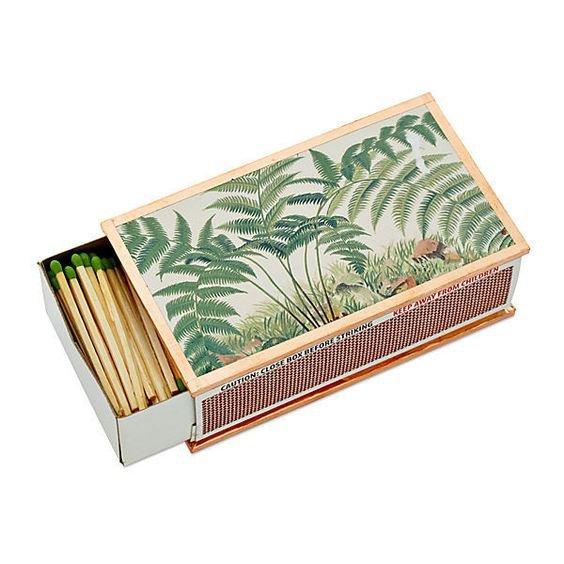 Green Matchbox