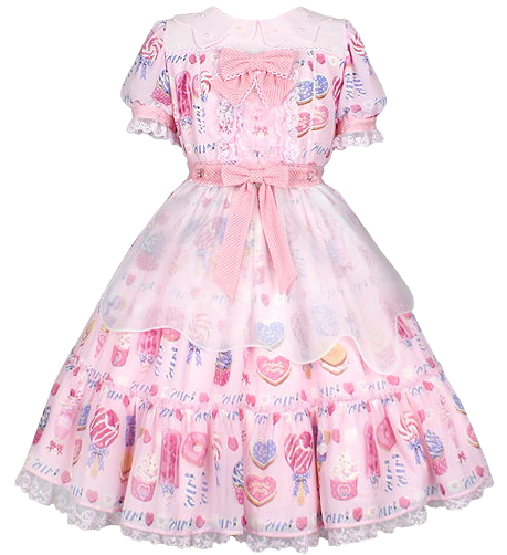 angelic pretty sugar candy