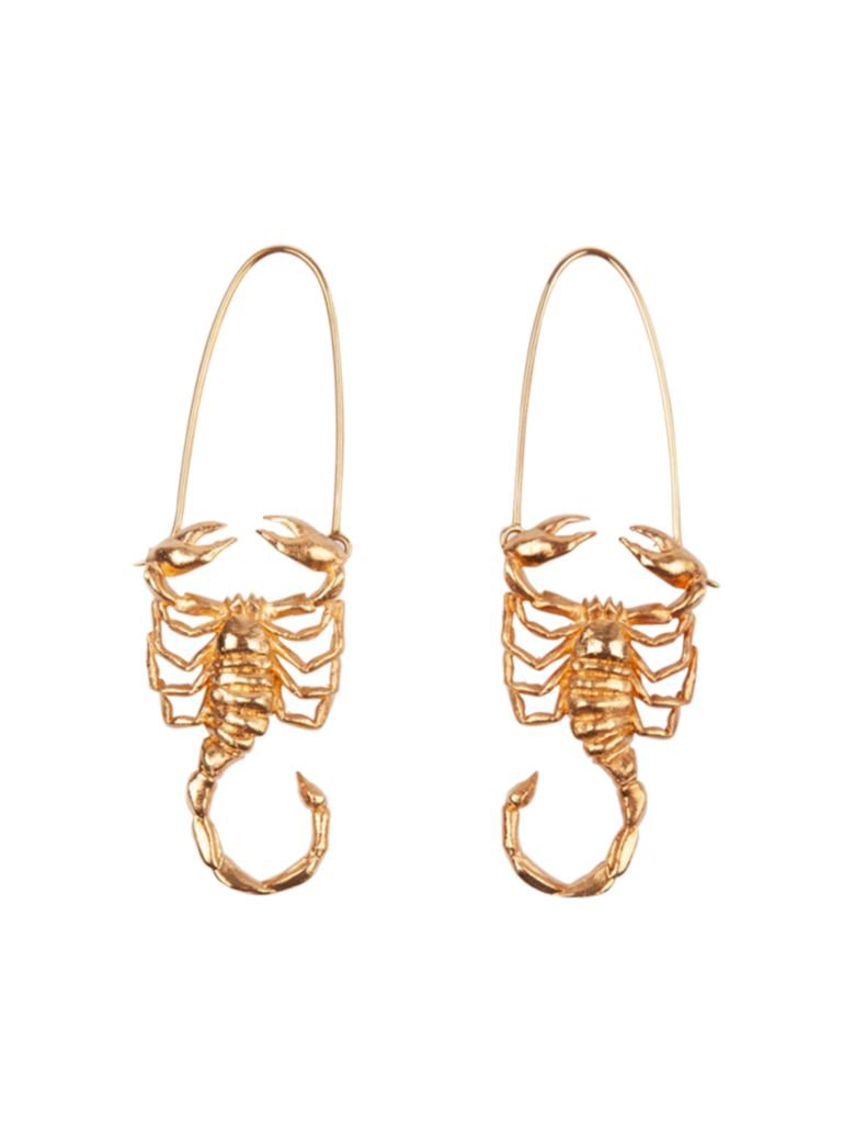 Givenchy Givenchy Earrings - Gold - 10829399 | italist