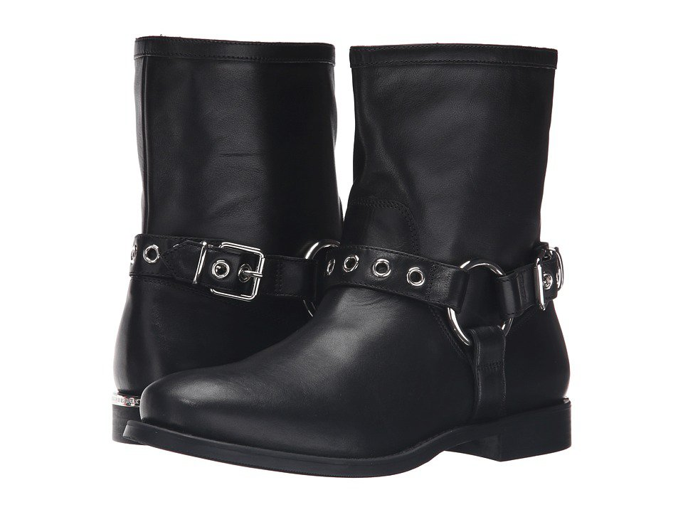 Burberry - Queenstead (Black) Women's Boots