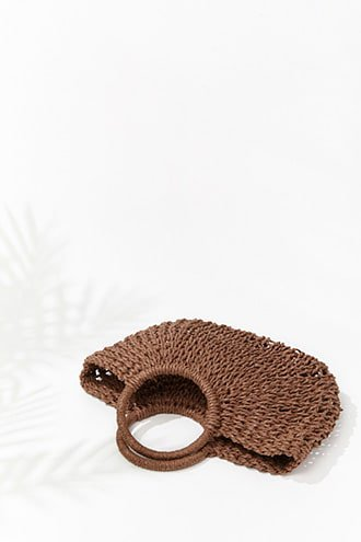 Straw Tote Bag | Forever 21