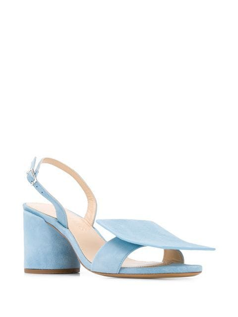 Jacquemus Rond Carré Sandals - Farfetch