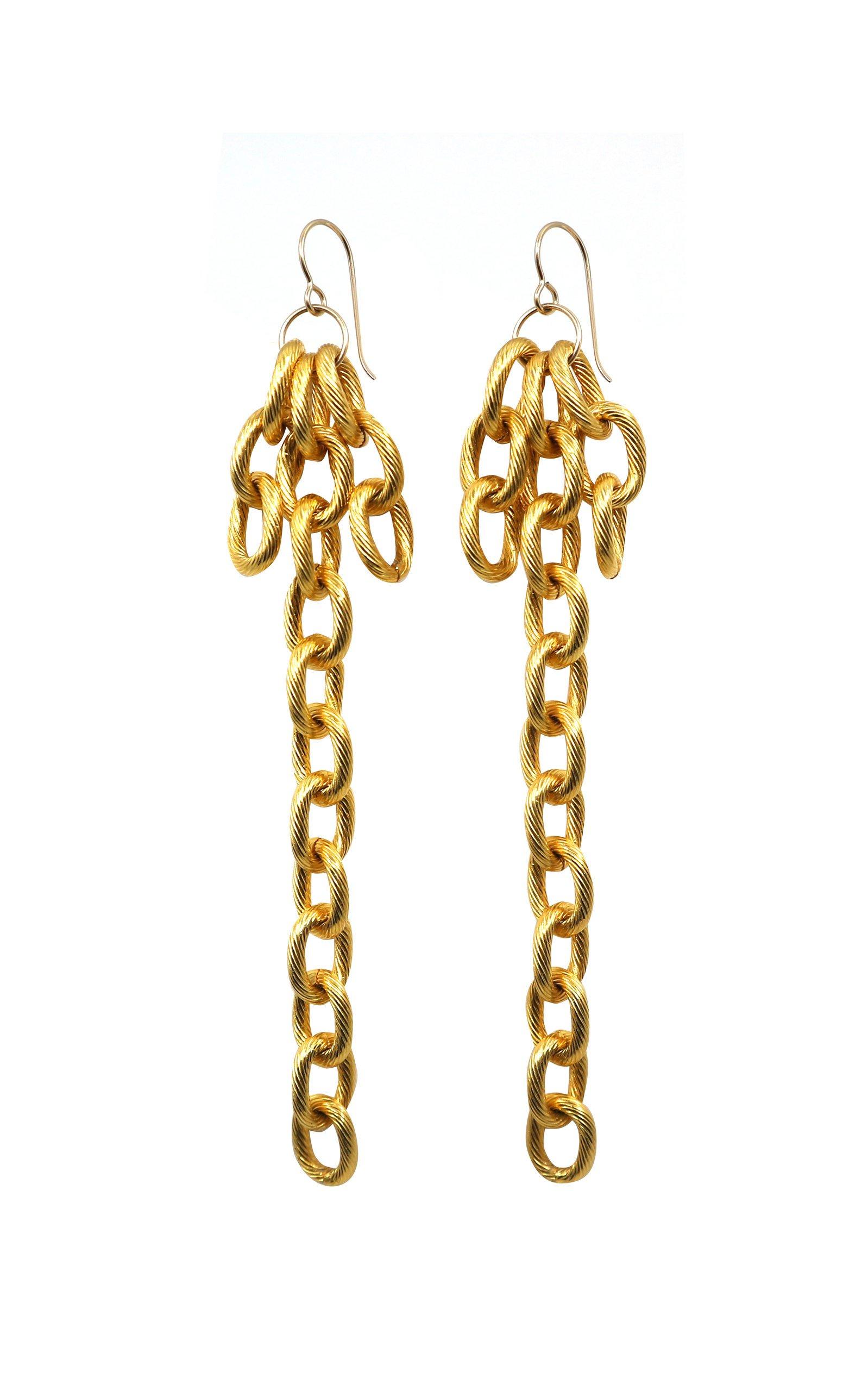 Petite Grand x Bondi Born Blair Chain Earrings