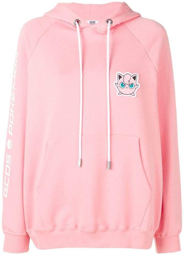 Gcds Jigglypuff patch hoodie