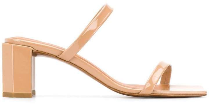 Tanya Patent Sandals