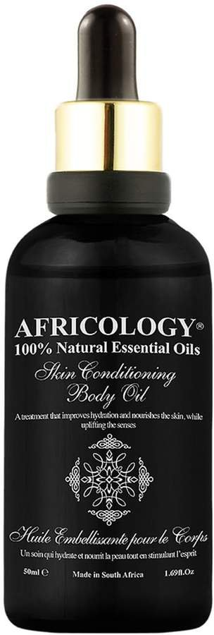 Africology Uk Skin Conditioning Marula Oil