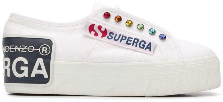 x Superga® sneakers