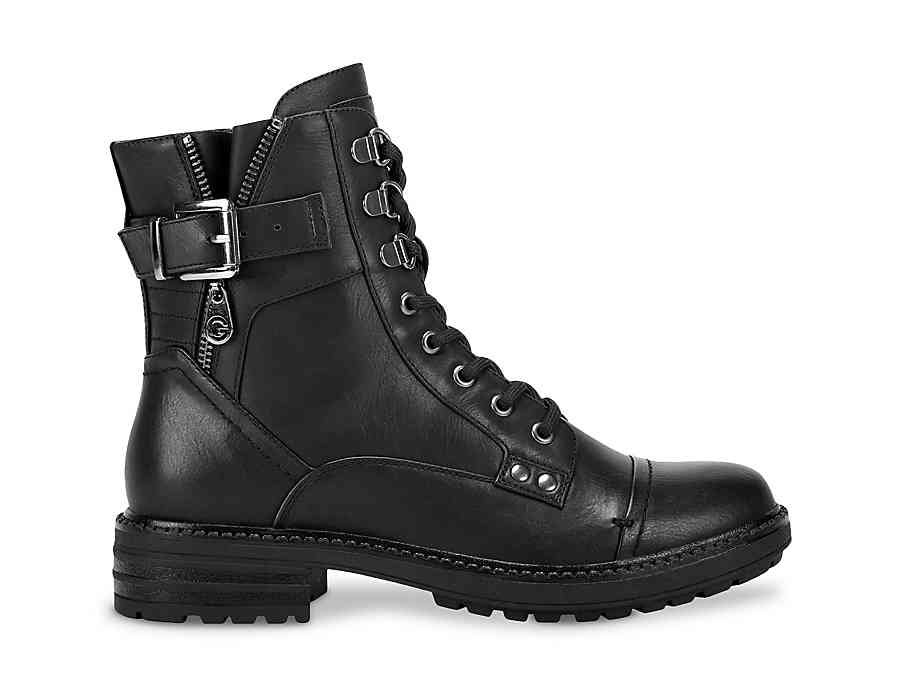 G by GUESS Gessy Combat Boot Women's Shoes | DSW