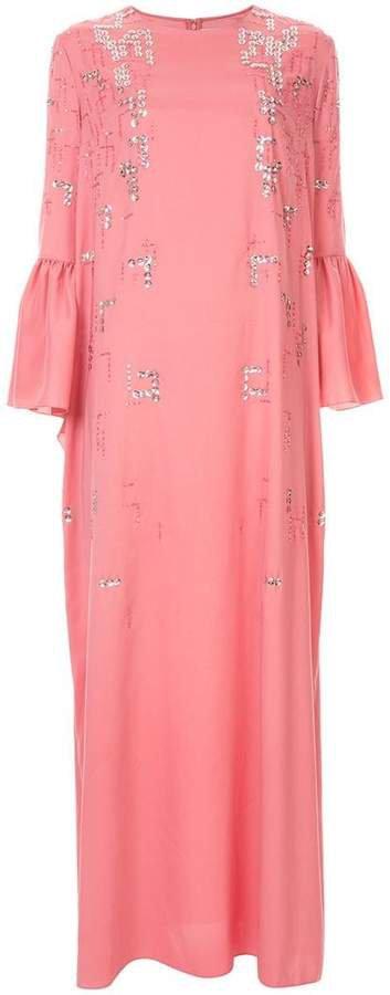 Rami Al Ali sequin embellished dress
