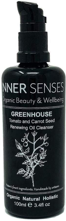 Inner Senses Greenhouse Tomato & Carrot Seed Renewing Oil Cleanser