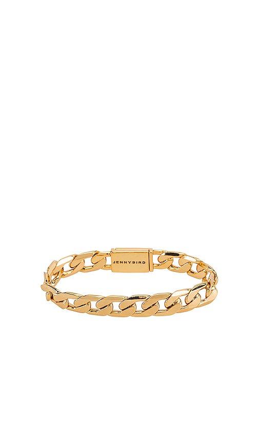 Jenny Bird Walter Bracelet in Gold   REVOLVE