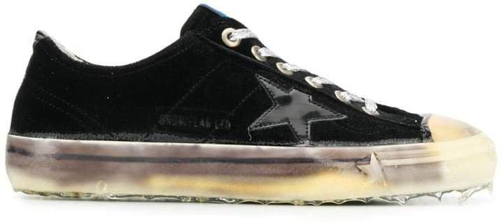 V-Star velvet sneakers