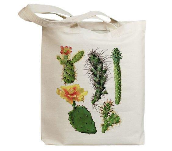 cactus tote